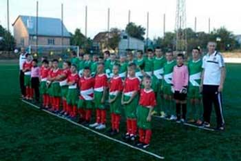 «Черкаський Дніпро» відтепер має свою футбольну школу