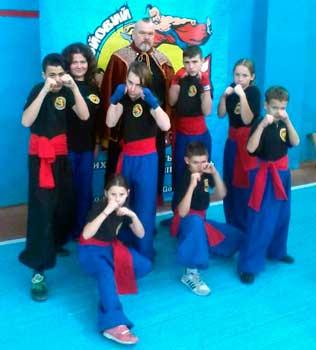 Черкащани привезли медалі з Чемпіонату України з бойового гопаку