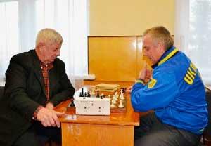 У Каневі відбувся шаховий турнір пам'яті Анатолія Рогового