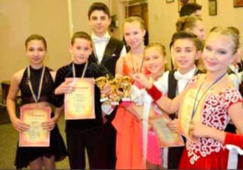 Русскополянский ансамбль «Перлинка» победил в открытом Кубке Украины