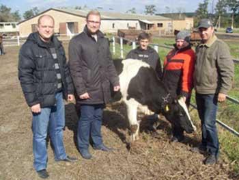 На Кам'янщині активно розвивається тваринництво