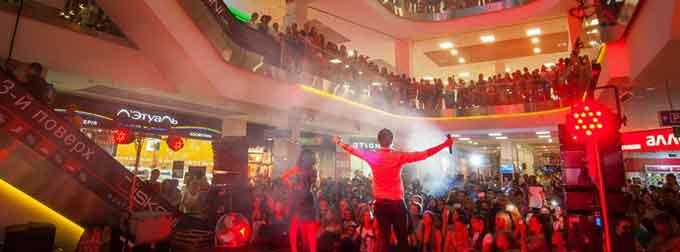 У Черкасах відбувся новорічний флешмоб за участю слухачів «Університету ІІІ віку»