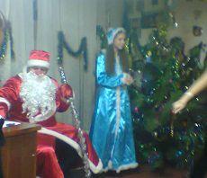 КСН «Привокзальний» розпочав святкування новорічних свят