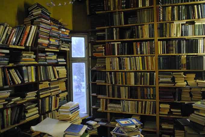 У Черкасах богослужитель обікрав книгарню соціального проекту (фото)