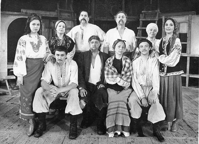 Театральне життя Черкащини