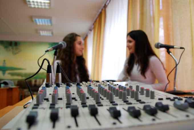 В черкасской гимназии учеников на урок будет созывать мелодия