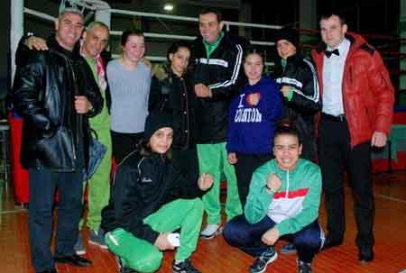 Уманчанка стала третьою на міжнародному турнірі з боксу