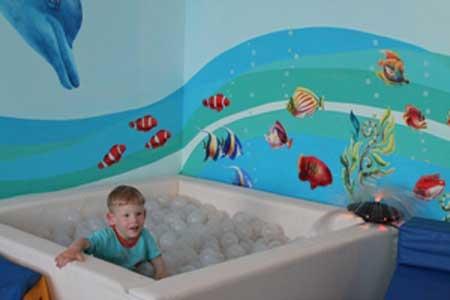 """Дитяче відділення """"Астри"""": індивідуальний підхід до кожної дитини"""