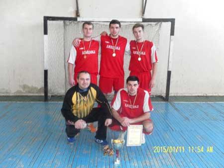 Команда з села Лящівка здобула перемогу у фіналі чемпіонату району з міні-футболу