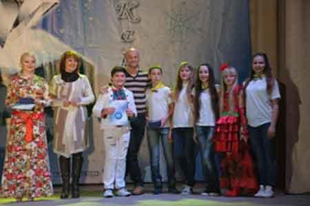 Воспитанники Чернобаевской школы искусств одержали победу в Международном конкурсе