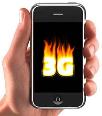 Хто придбає ліцензії на 3G за 2,7 мільярда?