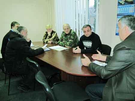 У Чигирині обговорювали грошову оцінку земельних ділянок