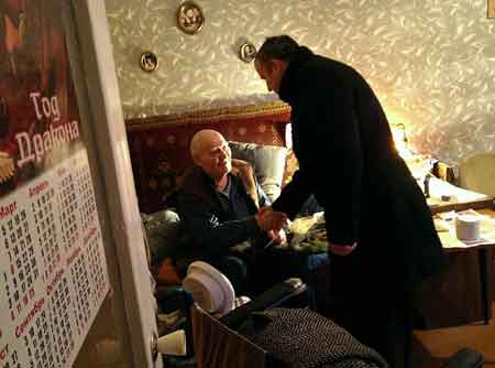 Богдан Колядко не забуває про ветеранів та людей із особливими потребами