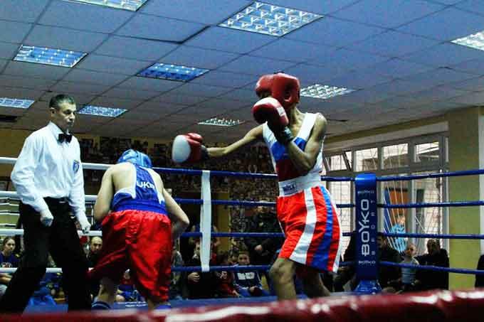 Фінішував чемпіонат Черкаської області з боксу серед школярів
