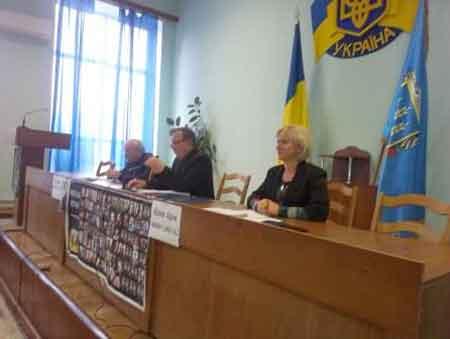 Шполянська районна рада провела позачергову сесію