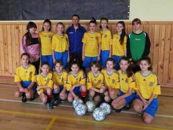 Міжнародний турнір з міні-футболу серед дівчат пройшов на Шполянщині