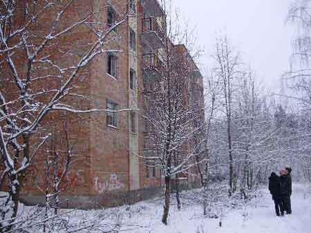 Звенигородську будівлю гуртожитку обстежили через позов до суду