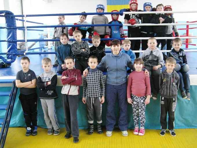 Чигиринці пишаються успіхами своїх боксерів