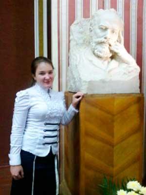 Чернобаевская пианистка стала лучшей