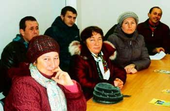 Безробітним Маньківщини розповіли про ефективне ведення сільського господарства