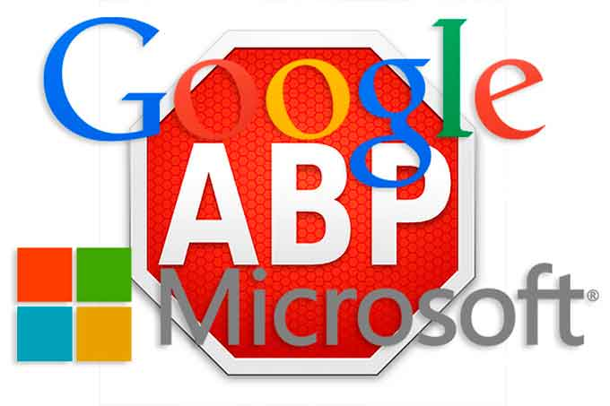 Google, Amazon і Microsoft таємно заплатили Adblock Plus за припинення блокування реклами