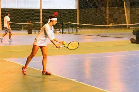 У Черкасах завершився тенісний юнацький турнір Donetsk City Cup