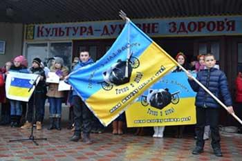Українські артилеристи матимуть Лисянський прапор