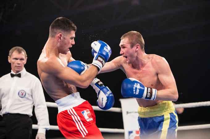 Олег Прудкий вперше програв бій у складі «Українських отаманів»