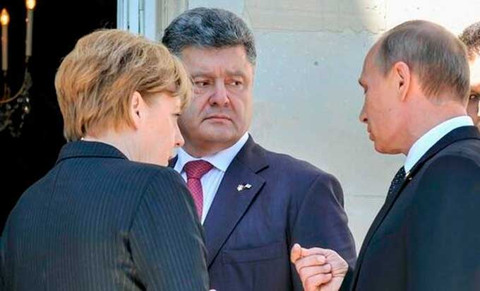Порошенко і Путін зустрінуться в Мінську