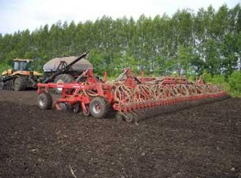Як аграрії Драбівського району готуються до весняно-польових робіт