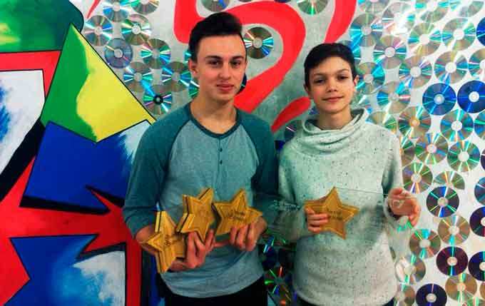 Черкаських танцівників визнано кращими в Україні