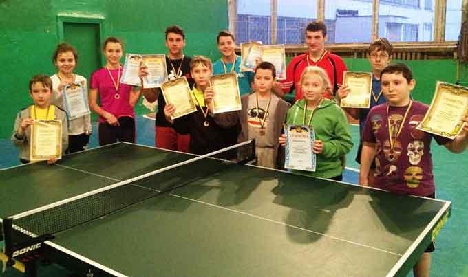 Юні тенісисти з Черкас змагалися за звання кращих
