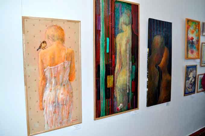 У Художньому музеї Черкас відкрилася виставка