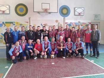 У Яснозір'ї вдруге вшанували пам'ять земляка спортивним турніром