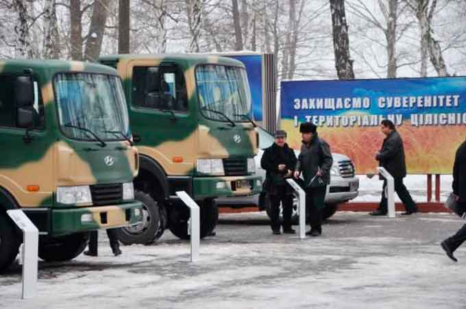 У Черкасах будуть збирати вантажівки Hyundai