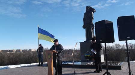 Корсунщина 71-й раз відзначила річницю Корсунь-Шевченківської битви