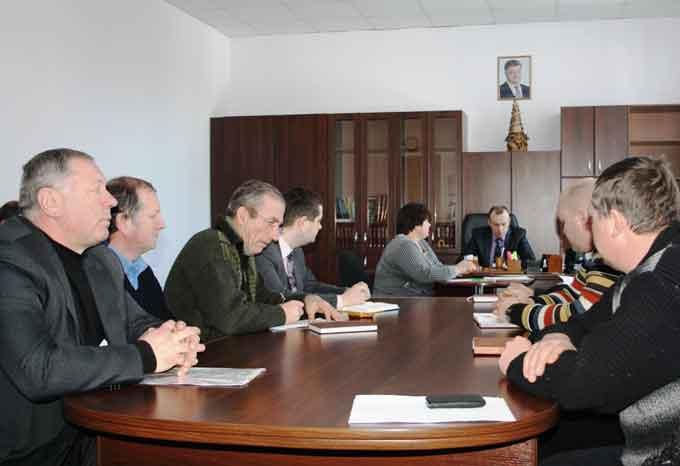 Забезпечення цивільного захисту обговорювали у Чигиринській райдержадміністрації