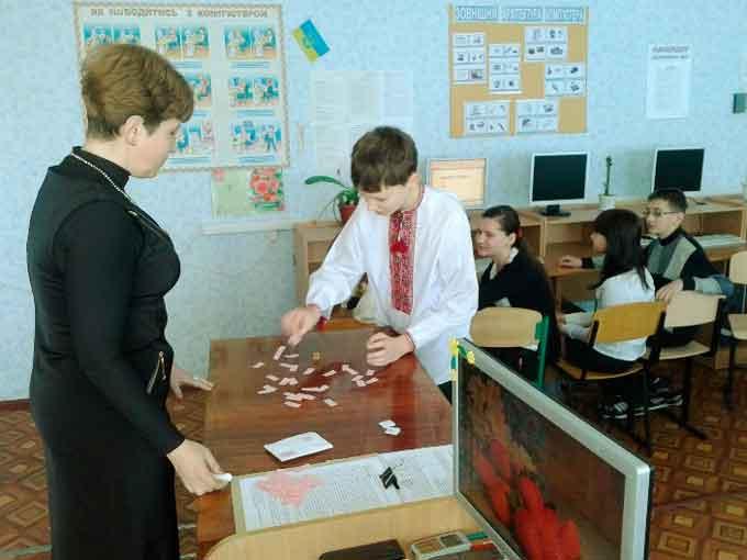 На Уманщині пройшов майстер-клас для вчителів інформатики