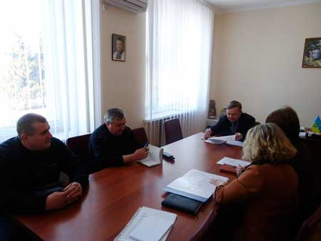У Драбові обговорювали проблеми та перспективи розвитку транспортного сполучення