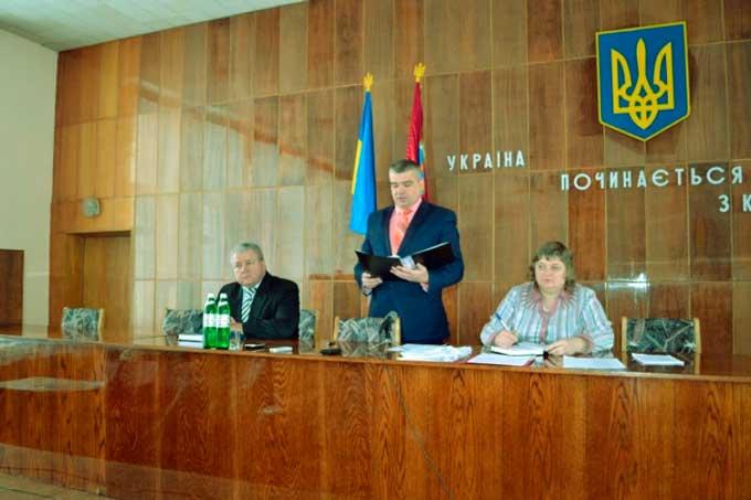Затверджено Програму економічного, соціального та культурного розвитку Драбівського району на 2015 рік