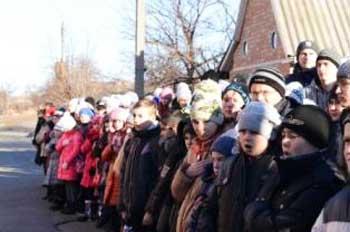 В Єрках відкрили меморіальну дошку на честь Бобурова Руслана (позивний «Німець»)