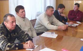 Громадська рада при Лисянській РДА прийняла рішення про пам'ятник на центральній площі