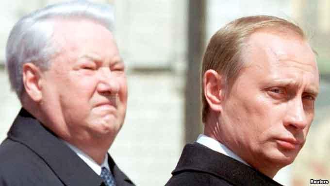 Україна поглине Путіна, як поглинула Горбачова