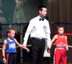 Чемпіонами Всеукраїнському турніру з боксу стали юні чорнобаївці