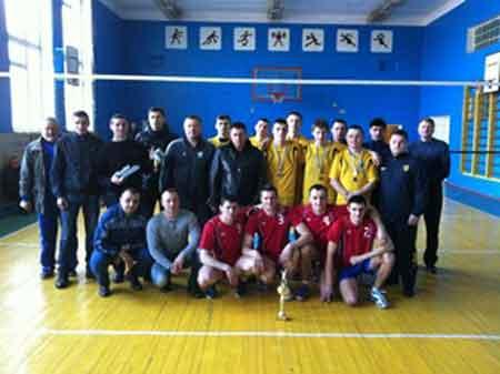 На Лисянщині відбувся волейбольний турнір