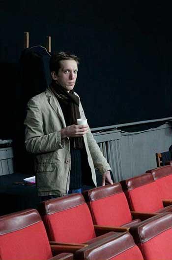 Молодий режисер з Криму поставив дві вистави в Черкасах