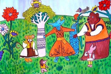 Юна художниця з Черкас стала Лауреатом міжнародного конкурсу дитячих малюнків (фото)