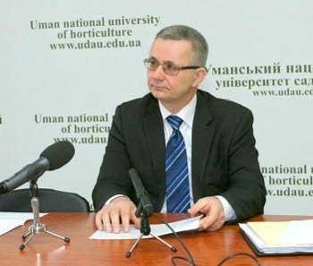 Перший заступник Міністра аграрної політики та продовольства України проінспектував Уманщину