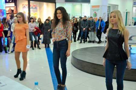 Черкаські студентки продемонстрували красу і талант (фото, відео)