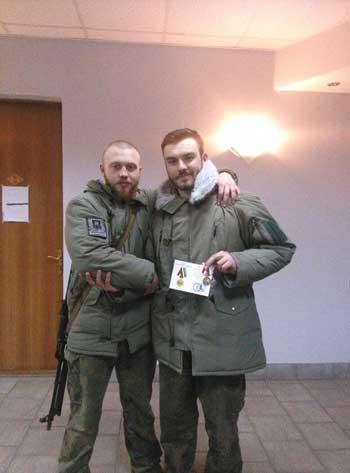 Студента ЧНУ нагородили медаллю «Незалежність України»